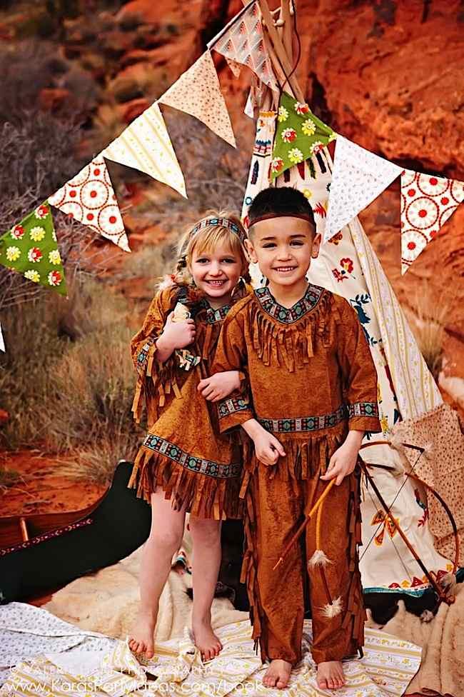 Native American Pow Wow Via Kara S Party Ideas Karaspartyideas Com Cake Decor Favors