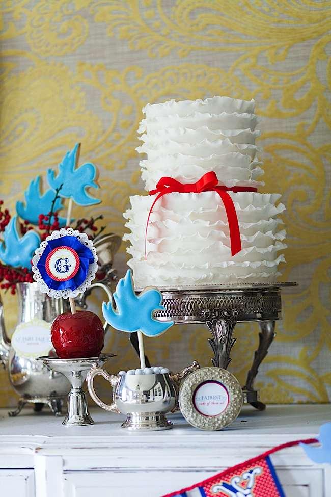 Kara S Party Ideas Snow White Princess Birthday Party
