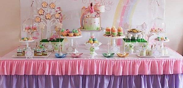 Karas Party Ideas Pastel Colors Party