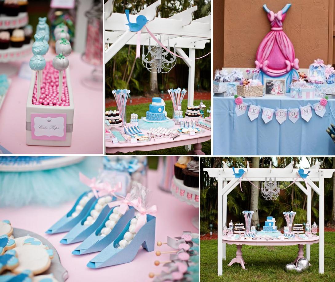 Cinderella Birthday Cakes For Girls