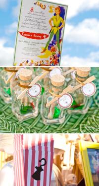 Kara's Party Ideas Disney's Peter Pan Boy Decorations 4th ...