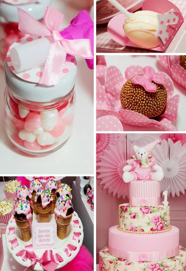 Pink Camo Wedding Cakes