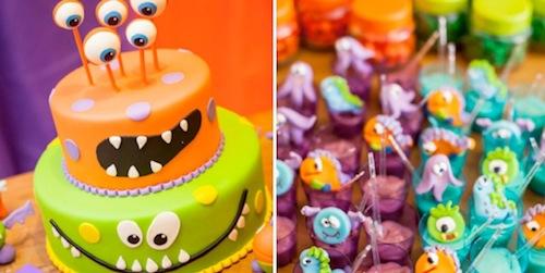 Karas Party Ideas Lil Monster Birthday Party Karas Party Ideas