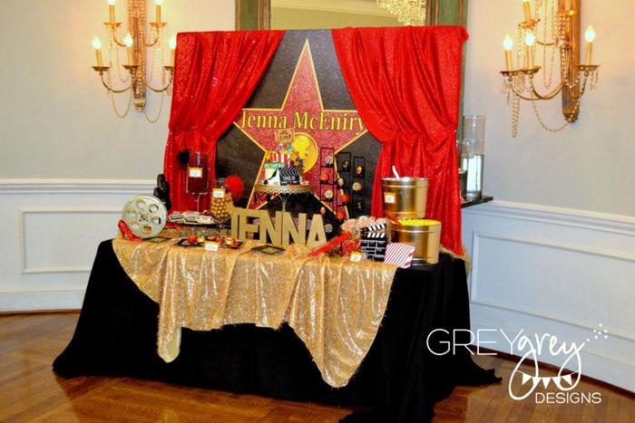 Karas Party Ideas  Red Carpet Birthday Party via Karas