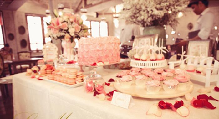 Karau0027s Party Ideas Rose Themed 18th Birthday Party With Lots Of