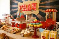 vintage circus decor   Decoration For Home