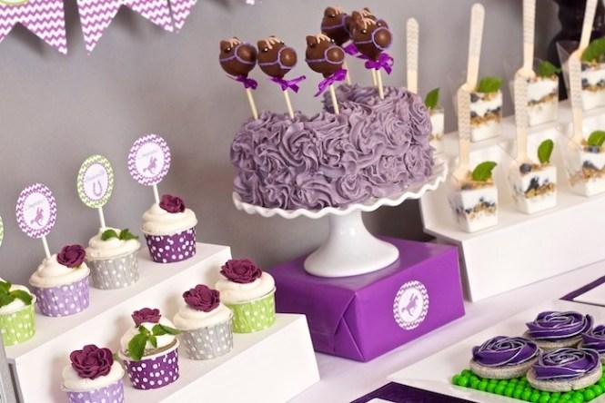 Cinderella Bridal Shower Cake 3 Fondant High Heel And Pillow