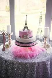 kara's party ideas pink paris themed