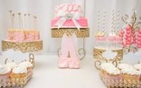 Kara's Party Ideas Thank Heaven For Little Girls Baby ...
