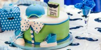 Kara's Party Ideas Little Man Mustache Baby Shower