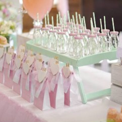 Chair Covers Pink 2 Seat Kitchen Table And Chairs Kara's Party Ideas Tutu's & Sparkly Shoes Themed Birthday |