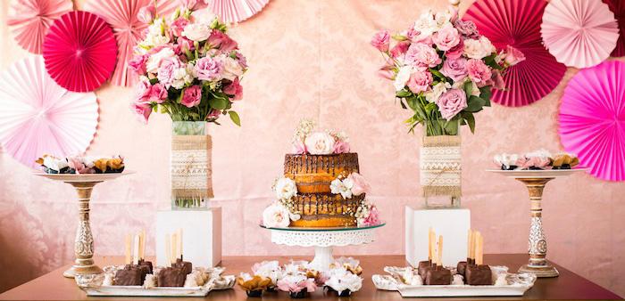 Kara39s Party Ideas Elegant 30th Birthday SaveEnlarge