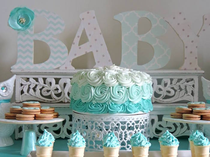Welcome Home Baby Decoration Ideas