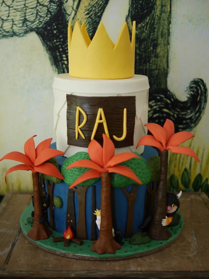 Karas Party Ideas Where The Wild Things Are Birthday