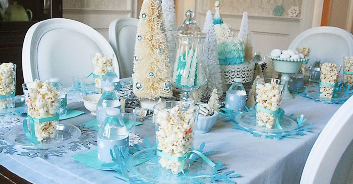 Karas Party Ideas Frozen Hot Chocolate Birthday Party