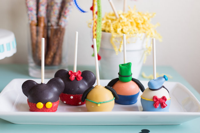Easy Way To Make Mickey Mouse Cake Pops The Best Cake Of 2018