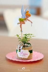 Kara's Party Ideas Tinkerbell Fairy Garden Birthday Party ...