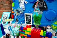 Kara's Party Ideas Star Wars Lego Birthday Party | Kara's ...