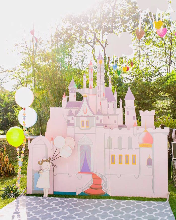 Kara's Party Ideas Pastel Girly Wonderland Rainbow