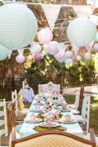 Kara's Party Ideas Shabby Chic Alice In Wonderland ...