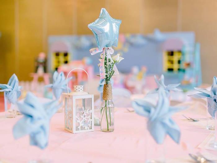 Karas Party Ideas Sweet Dreams Little Twin Star Inspired