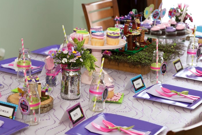 Kara S Party Ideas Girl Themed Lego Elves Party Kara S
