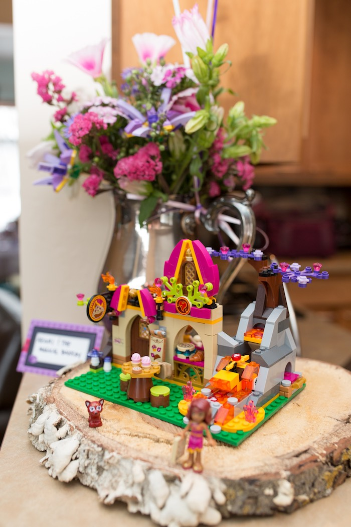 Karas Party Ideas Girl Themed Lego Elves Party  Karas Party Ideas