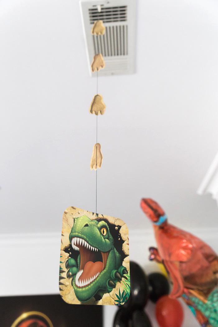 Kara S Party Ideas Jurassic Park Dinosaur Birthday Party