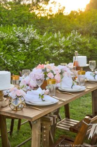 Kara's Party Ideas Garden Party Tablescape + Free