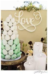 Kara's Party Ideas Rustic Outdoor Bridal Shower   Kara's ...
