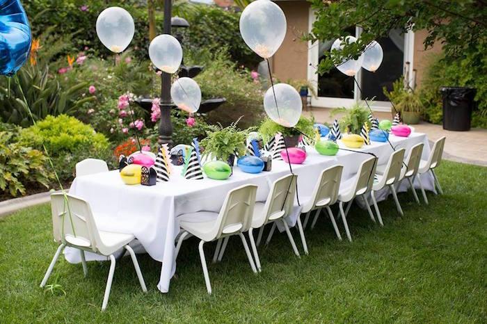Kara's Party Ideas Two A Saurus Dinosaur Garden Party Kara's