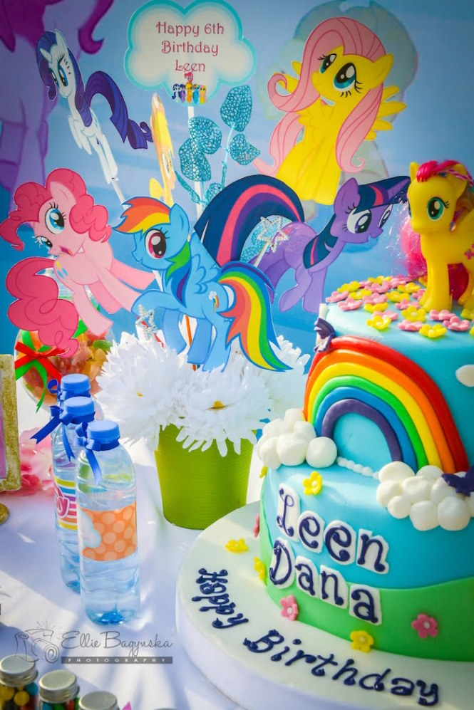 Thumbnail For My Little Pony Cake Decorations 4