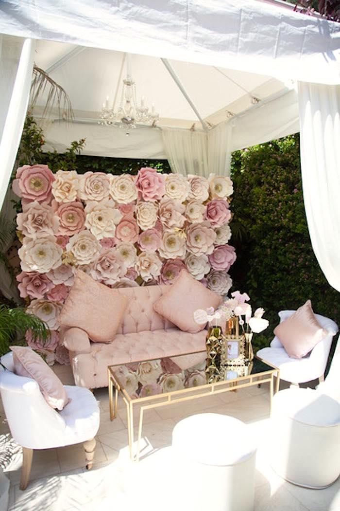 "Kara's Party Ideas Pink ""Tutu Cute"" Ballerina Baby Shower"