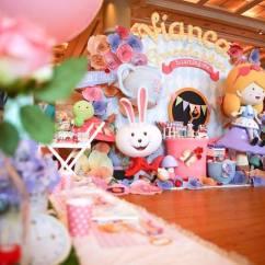 Alice In Wonderland Chair True Innovations Assembly Instructions Kara's Party Ideas Birthday Tea |