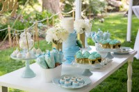 Outdoor Baby Shower Decorating Ideas - Elitflat