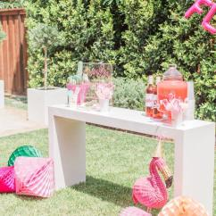 Target Table And Chairs Ikea Swing Chair Kara's Party Ideas Cactus + Flamingo Themed Summer |