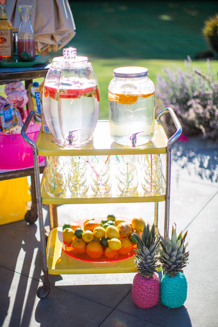 Karas Party Ideas Favorite Things Summer Party  Karas Party Ideas