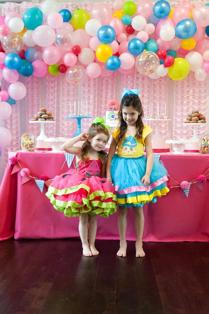 Karas Party Ideas Modern Shopkins Birthday Party  Karas