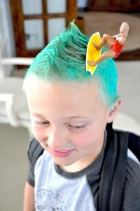 Crazy Hair Day Ideas For Boys | www.pixshark.com - Images ...