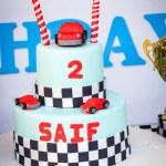 Kara S Party Ideas Red Blue Race Car Birthday Party Kara S Party Ideas