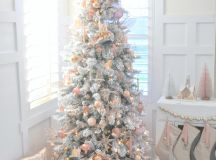 Kara's Party Ideas Blush Pink Vintage-Inspired Tree ...