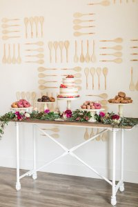 Kara's Party Ideas Modern Rustic Baby Shower