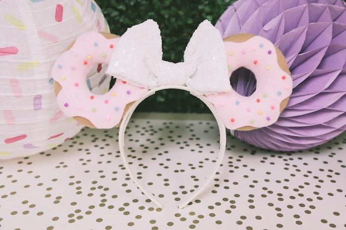 Karas Party Ideas Pastel Donut Birthday Party Karas Party Ideas