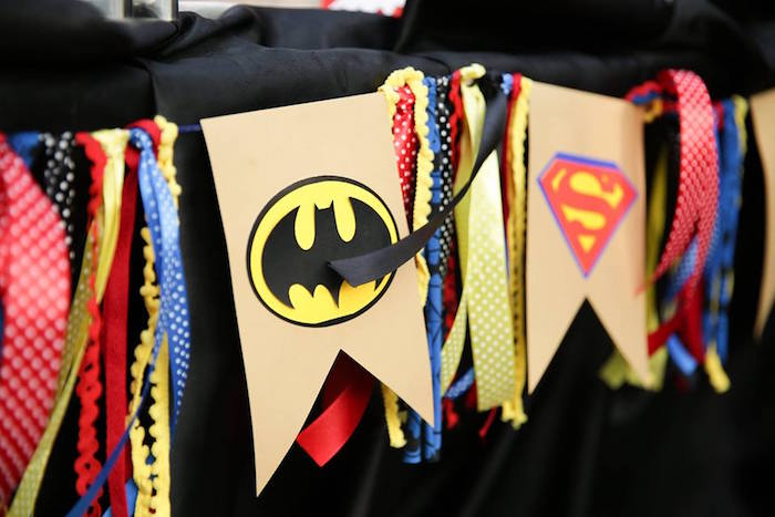 Kara S Party Ideas Calling All Superheroes Birthday Party