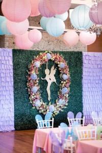 Kara's Party Ideas Flitting Fairy Garden Birthday Party ...