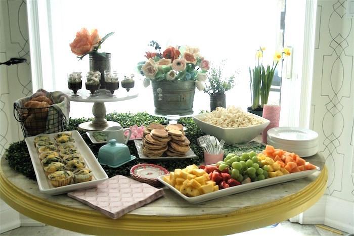 Kara's Party Ideas Tea For Two Garden Party Kara's Party Ideas