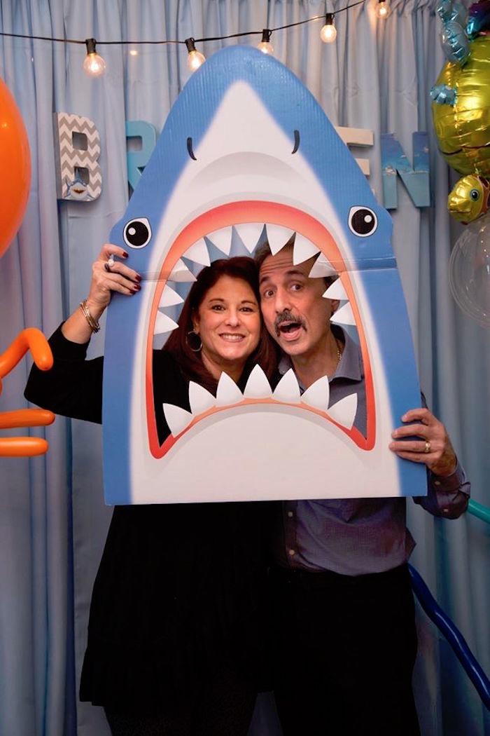 Kara S Party Ideas Bubbly Under The Sea Birthday Party