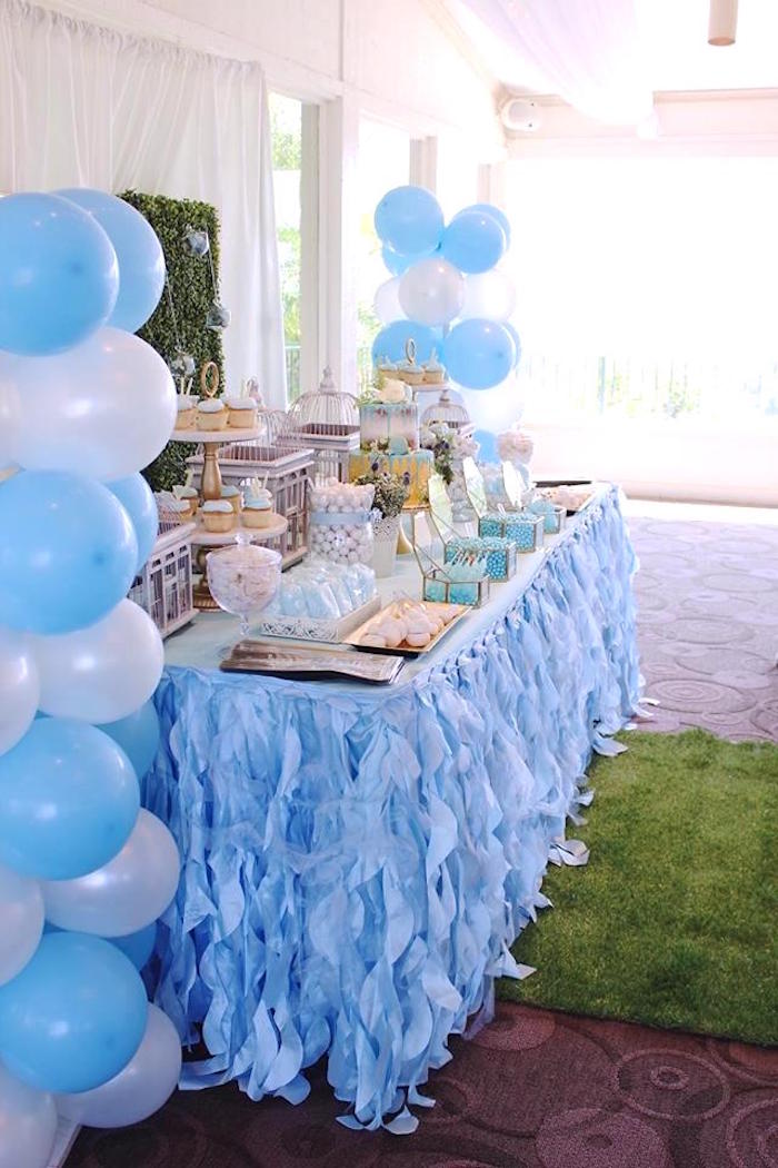 Karas Party Ideas Darling Oh Baby Boy Baby Shower  Karas Party Ideas