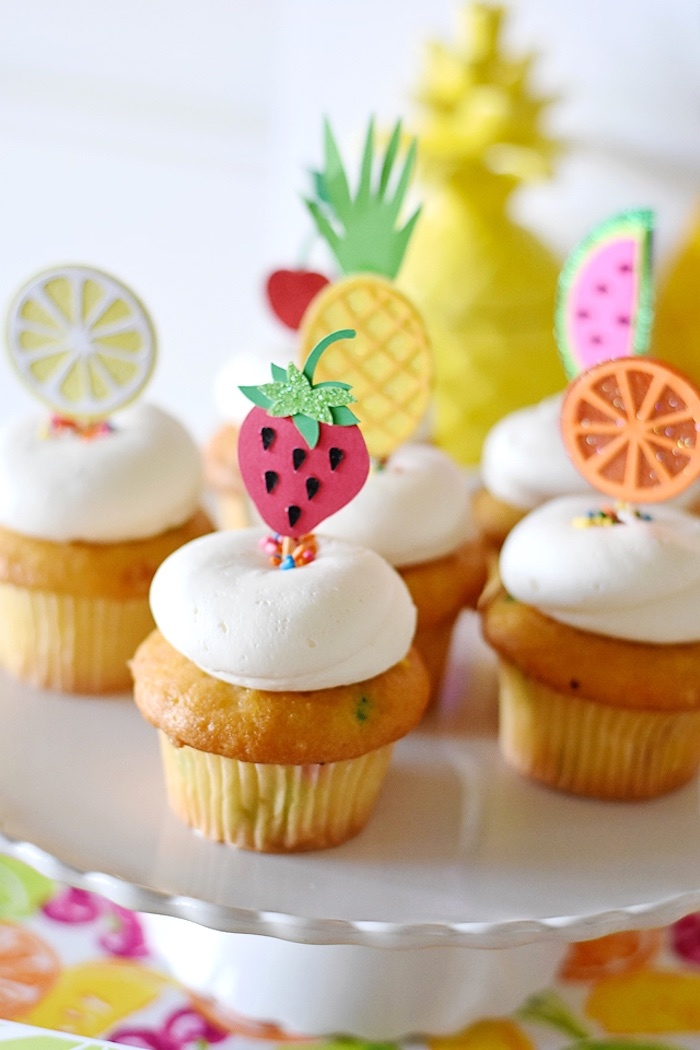 Cute Wallpapers Of Pineapples Kara S Party Ideas Colorful Tutti Frutti Birthday Party