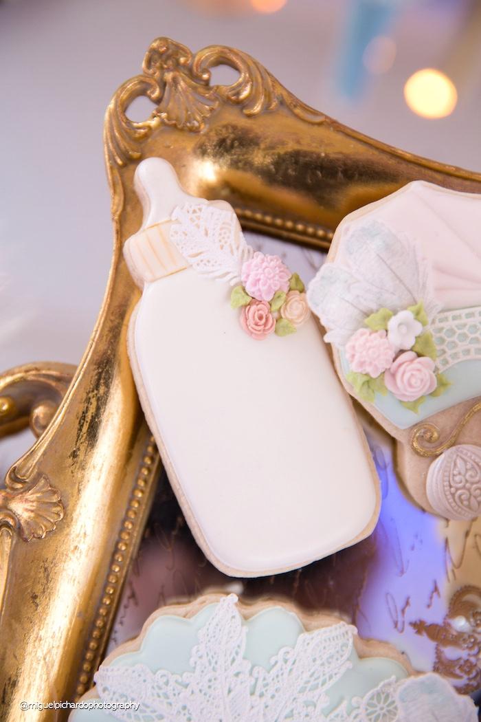 Karas Party Ideas Marie Antoinette Baby Shower  Karas